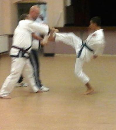 daniel kicking the board 9 october 2014 (2)
